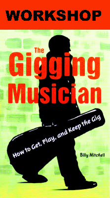 The Gigging Musician Workshop